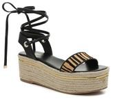 Bleecker & Bond Odette Espadrille Wedge Sandal