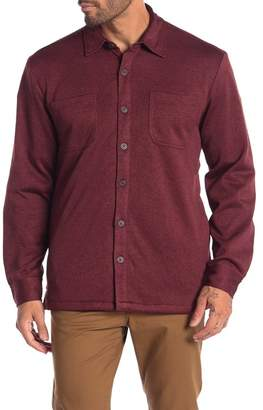 Weatherproof Vintage Faux Shearling Lined Shirt Jacket