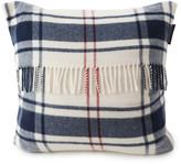 Lexington Holiday White Check Cushion Cover - 50x50cm