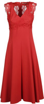 Ermanno Scervino Flared Dress