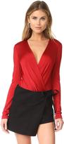 Diane von Furstenberg Lala Thong Bodysuit