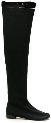 Gloria Coelho Thigh High Boots