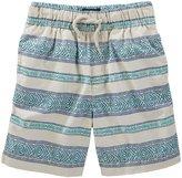 Osh Kosh Woven Shorts (Toddler/Kid) - Striped - 7