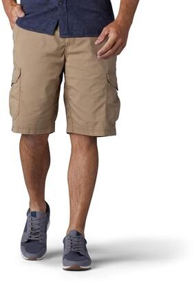 Lee Uniforms Lee Men's Big & Tall Extreme Motion Crossroad Cargo Short