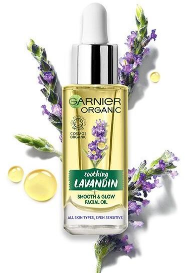 Garnier Organic Lavandin Glow Oil 30ml