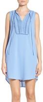 Greylin Tassel Shift Dress