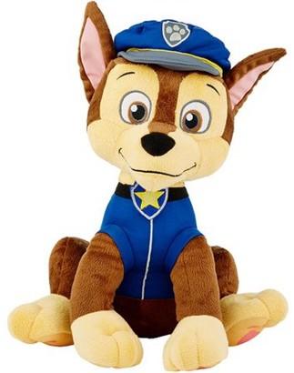 "Nickelodeon PAW Patrol Plush Kids Character Pillow Buddy, 13.5""Tall, Chase"