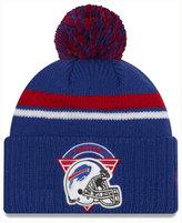New Era Buffalo Bills Diamond Stacker Knit Hat