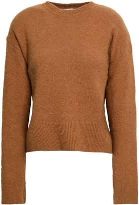 Dagmar House Of Brushed Wool-blend Sweater