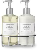 Williams-Sonoma Williams Sonoma White Gardenia Hand Soap & Lotion, Deluxe 5-Piece Set