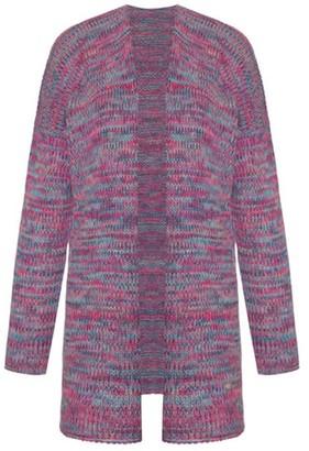You By Tokarska Melania Cardigan Multicolour Pink Blue