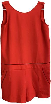 BA&SH Pink Viscose Jumpsuits