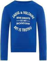 Zadig & Voltaire Boys sweatshirt