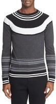 Neil Barrett Men's Merino Wool Pullover