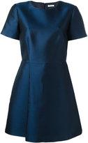 P.A.R.O.S.H. flared dress - women - Silk/Polyester/Acetate/Viscose - XL