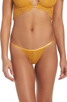 Free People Women's Intimately Fp You'Re So Great Thong