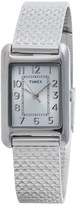 Timex Style Elevated Watch - Stainless Steel Bracelet (For Women)