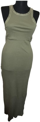 Polo Ralph Lauren Khaki Cotton Dress for Women