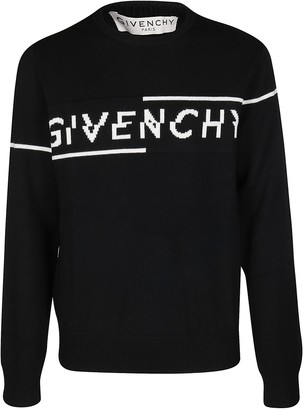 Givenchy Split Knitted Sweater