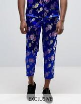 Reclaimed Vintage Brocade Pants