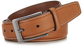 Roundtree & Yorke Oil Touch Leather Belt