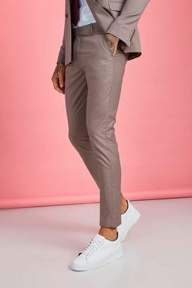 boohoo Plain Skinny Fit Suit Trouser