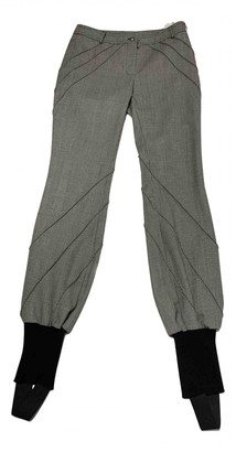 Christian Dior Other Wool Trousers