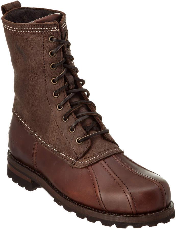 Frye Men's Warren Leather Duck Boot