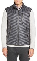 Tumi Men's 'On The Go' Quilted Down Vest