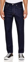 Naked & Famous Denim Easy Guy Silk Blend Slim Fit Jeans in Indigo