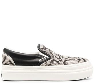 Vans Fuzz Authentic platform sneaker
