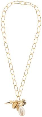 Aurelie Bidermann Grigri Charm Necklace