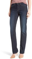 NYDJ Women's Haley Bootcut Stretch Jeans