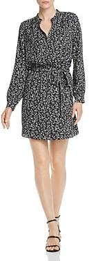 Joie Leonore Floral Print Dress