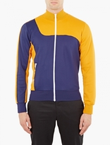Maison Margiela Colourblock Zip-Up Track Jacket