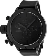 U-Boat 2082 Men's Classico Automatic/Mechanical Limited Edition Chrono Black