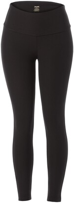 Spalding Women's Misses Activewear High Waisted Polyester Ankle Legging