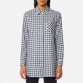 Barbour Women's Freestone Tunic Shirt Cloud