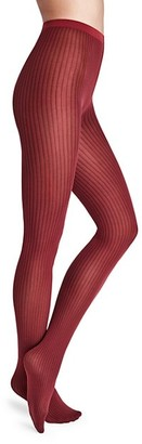 Wolford Haven Ribbed Tights