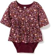 Old Navy 2-in-1 Peplum-Top Bodysuit for Baby