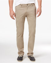 Weatherproof Vintage Men's Classic-Fit Cotton Stretch Twill Pants