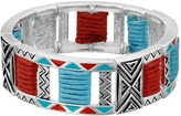 M&F Western - Tribal Double Strand Stretch Bracelet Bracelet