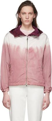 Moncler Pink Olive Jacket