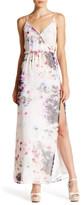 Charlie Jade Print Silk Maxi Dress