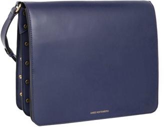 Aimee Kestenberg Leather Messenger Bag - Mariah