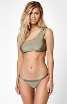 Somedays Lovin Sunspell One Shoulder Bikini Top