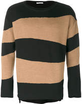 Societe Anonyme striped jumper