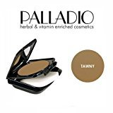 Palladio 2 Pack Beauty Herbal Dual Wet & Dry Foundation 409 Tawny