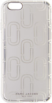 Marc Jacobs Silver Logo Iphone 6s Case