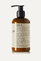 Le Labo Rose 31 Body Lotion, 237ml - Colorless